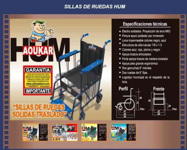 elaboracion de puertas metalicas ,sillas de ruedas ,cabinas sa