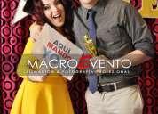 Servicio de photobooth para fiestas corporativas guayaquil
