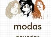 Modas en ecuador
