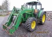 tractor john deere 6220 premium pq plus