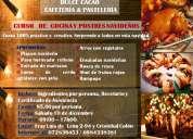 Curso de cocina y postres navideños