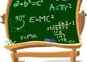 NivelaciÓn de conocimientos en ingles, matemÁticas, fÍsica y quimica