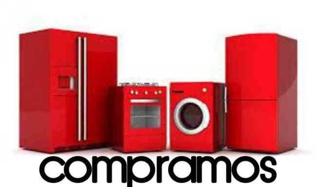 Lavadoras Secadoras Frigos Cocinas Compramos Usadas X