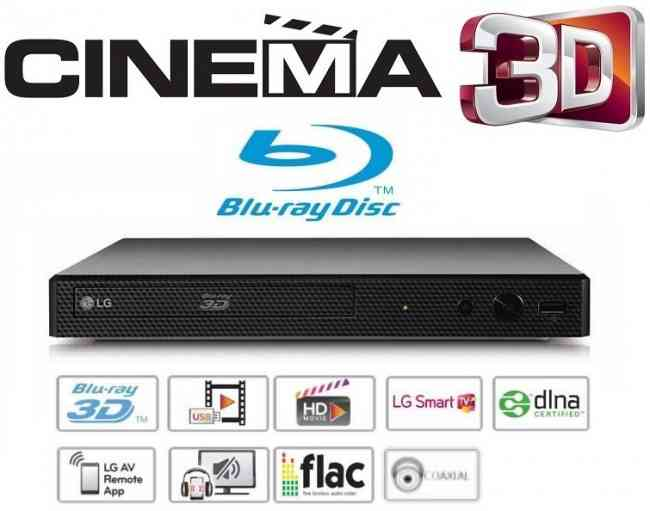 Vendo DVD blu Ray 3D smart marca Lg