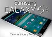 Vendo samsung galaxy s6 con 3 meses de uso a 3a75$
