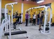 Entrenador personal fitness
