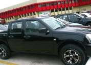 Vendo camioneta chevrolet luv d-max 2008
