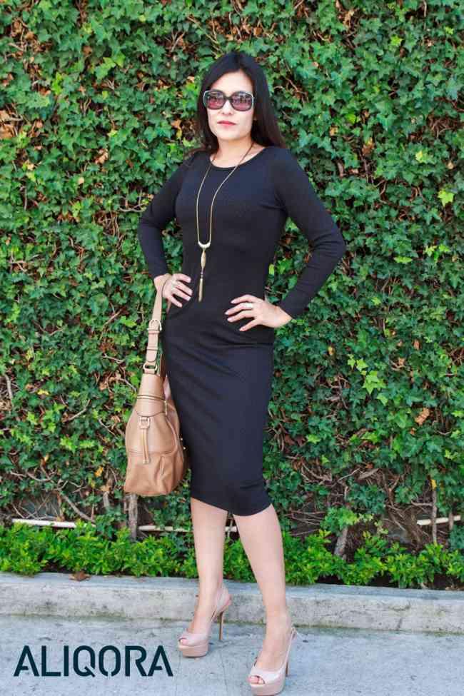 Ropa de mujer, telas importadas marca ecuatoriana
