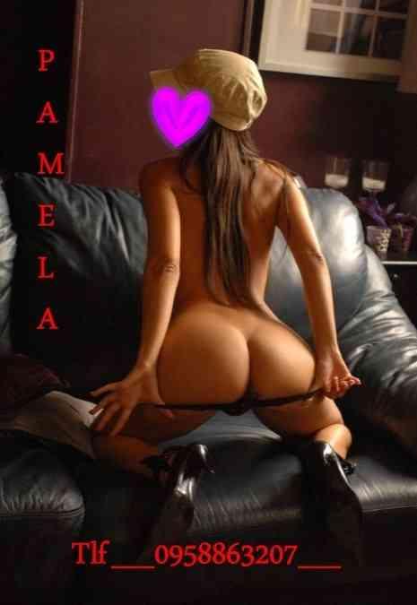 Yo soy __PAMELA__  Y tengo para ti __UN ARDIENTE CUERPO__ VEN A DISFRUTAR DE EL…!