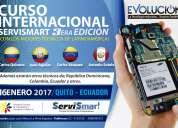 Aprenda a reparar celulares y tabletas con los mejores tecnicos de latinoamerica