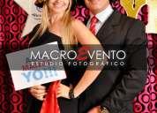 fotos instantáneas para eventos en guayaquil