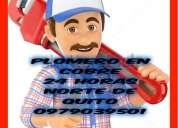 A toda hora plomero en cobre plomeria en general todo el norte de quito 097903.9501