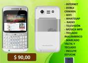 Celular plum x100 android tÁctil y teclado en venta