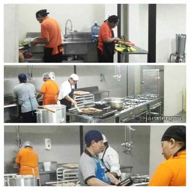 Se busca Cocinero con experiencia Guayaquil