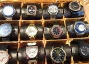 Vendo replicas de relojes finos