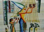 Los papiros de egipto maravilla del egipto antiguo