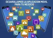 aplicaciones móviles - diseño de apps, creación de apps app
