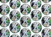Elaboración de pegatinas gota de resina para autos, pegatinas de resina, logos resinados y otros