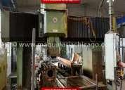 Fresadora de puente cnc sass 1800 x 3000mm usada