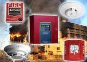 Se instala sistema contra incendios