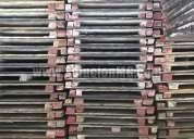 alquiler y venta de andamio tubular, escalas fijas y tornillo nivelador