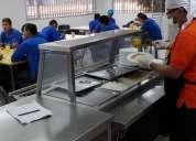 Se busca ayudante de cocina con experiencia
