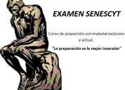examen unificado de la senescyt preparatoria amanecer