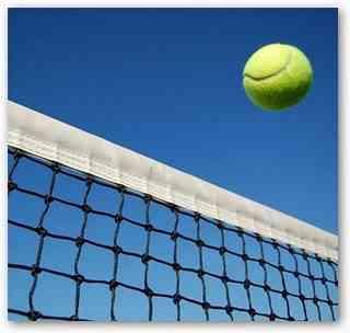 redes de tenis profesionales