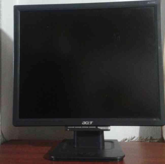 MONITORES LCD, AOC, HP, ACER, SONY, LENOVO, IBM, BENQ, PHILIPS EXCELENTE ESTADO PROMOCIONES Y DESCU