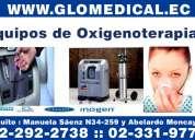 Oxigenoterapia y apnea de sueño en quito