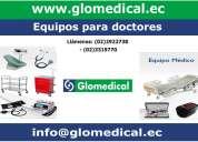 Equipos médicos para doctres.