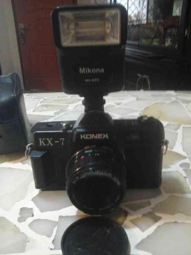 Vendo cámaras fotográficas y una cámara de vídeo