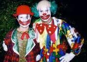 !!payasos quito fiestas infantiles show mago, mimo, hora loca, baby showers, inflables!!