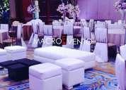Alquiler de salas lounge guayaquil