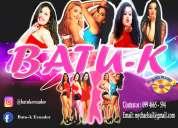 Grupo femenino batu-k ecuador