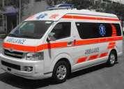 Ambulancia - medi trauma ecuador