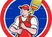Porteros, conserjes, guardias, limpieza: servicio externo a bajo costo