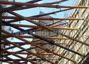 Fabricación, venta y renta de puntales para construccion, guindolas con tecles, andamios, etc.