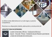 DiseÑo y construcciÓn de locales y mobiliario comercial