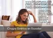 Estética corporal  quito - cirugía de cuello - dr. luis muñoz bedoya