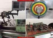 Torno bulgarian 860 mm x 4000 mm usado
