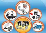 Eiquetas adhesivas de todo tipo, codigos de barra y seguridad