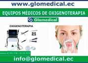 Equipos médicos de oxígenoterapia en quito guayaquil y cuenca