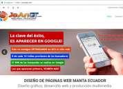Vender en internet con su propia página web rentable manta ecuador
