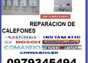 0979345494 sac reparaciones de calefones