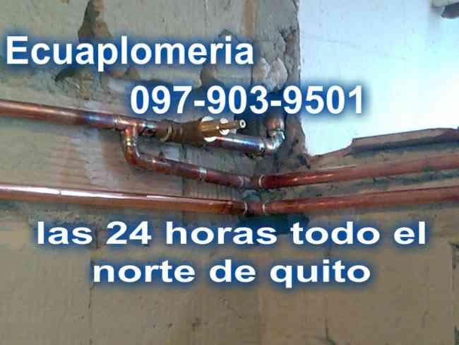 ===reparaciones e instalaciones en tuberia de cobre______plomeria en general plomero angel===