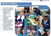 Servicio a domicio pediatrÍa, medicina, t.lenguaje y psicologÍa.