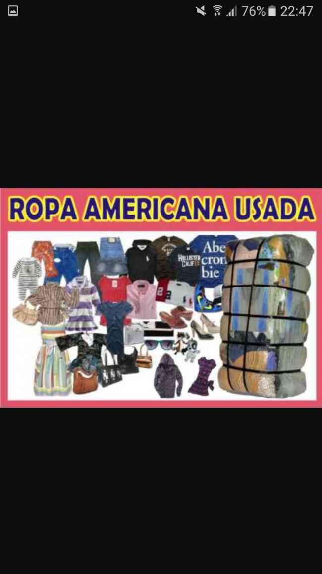 Se recibe ropa juguetes adornos carteras usados y se paga dinero