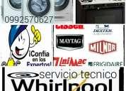 Xu reparacion 0999481023 calefones refrigeradoras÷lavadoras ÷secadoras cumbaya/tumbaco # sangolqui