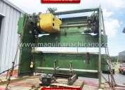 Prensa niagara 10' x 50 ton used